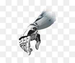 Robotic Arm PNG.