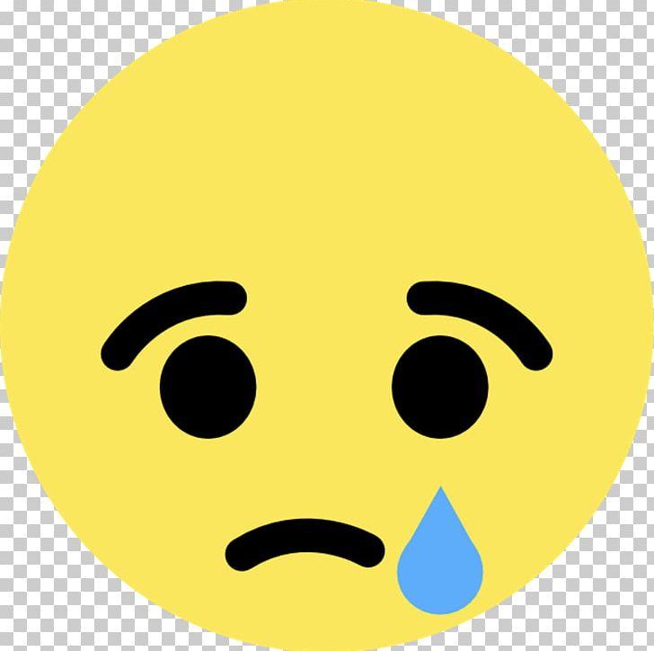 Smiley Facebook Emoticon Sadness PicsArt Photo Studio PNG.