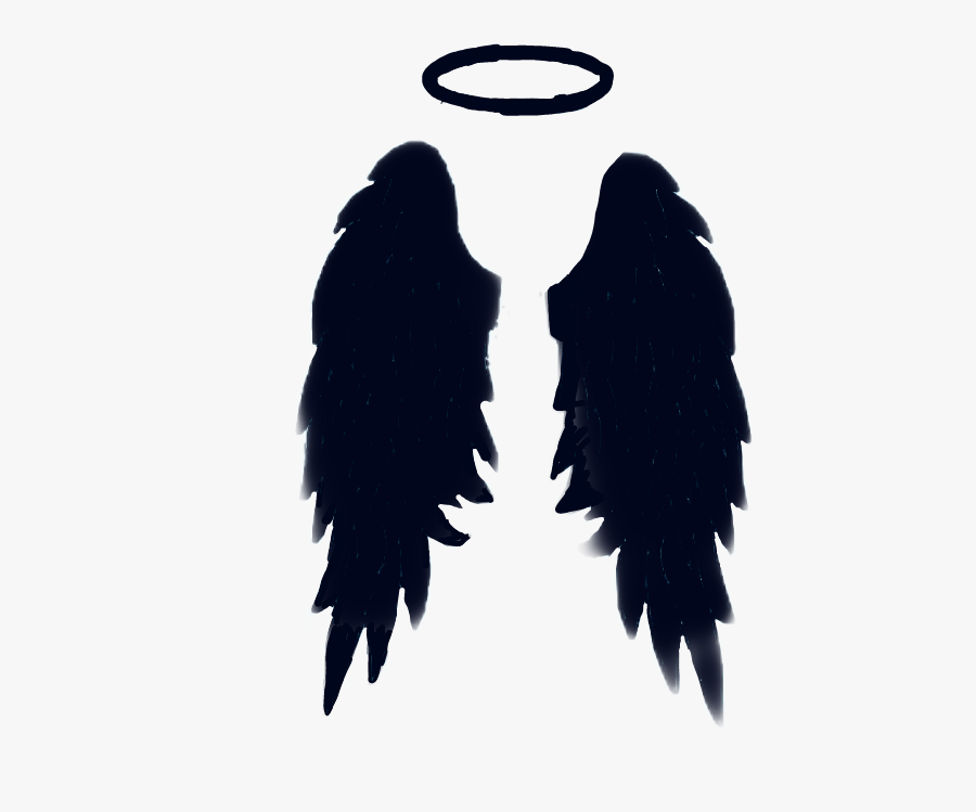 angle #wings #black #dark #evil #darkness #sad.