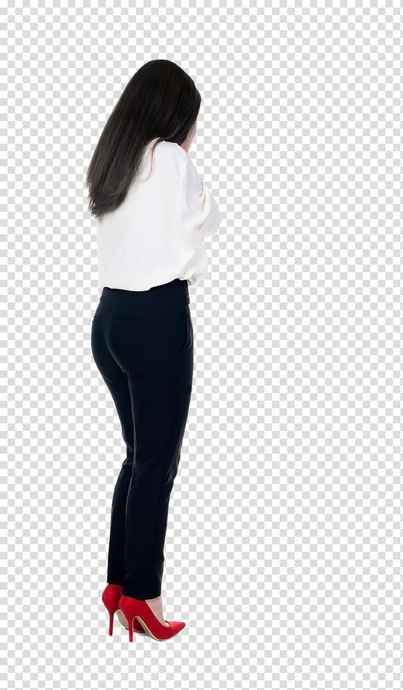 Women\'s white shirt, PicsArt Studio Editing, girl.