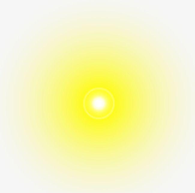 Warm Sun Light Effect, Sun Clipart, Sun, Warm Light PNG.