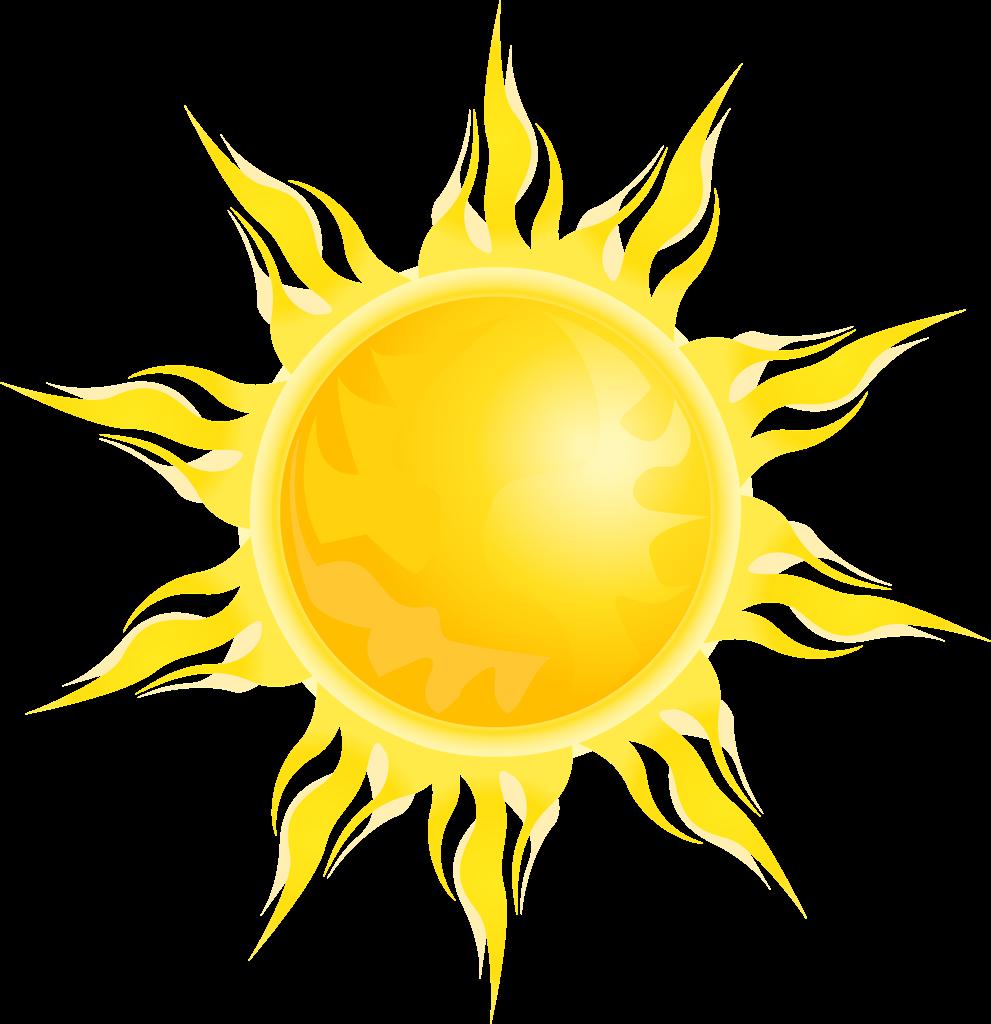 sun light sunlight sticker clipart.