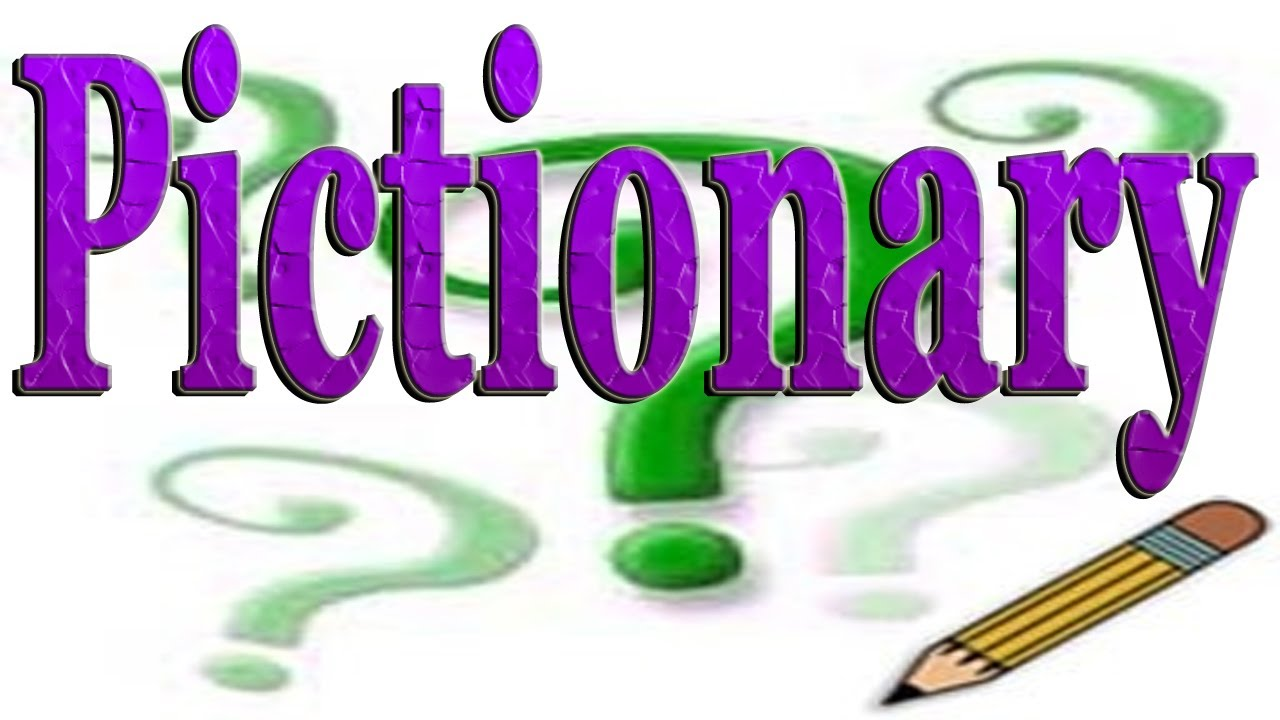 Pictionary clipart 5 » Clipart Station.