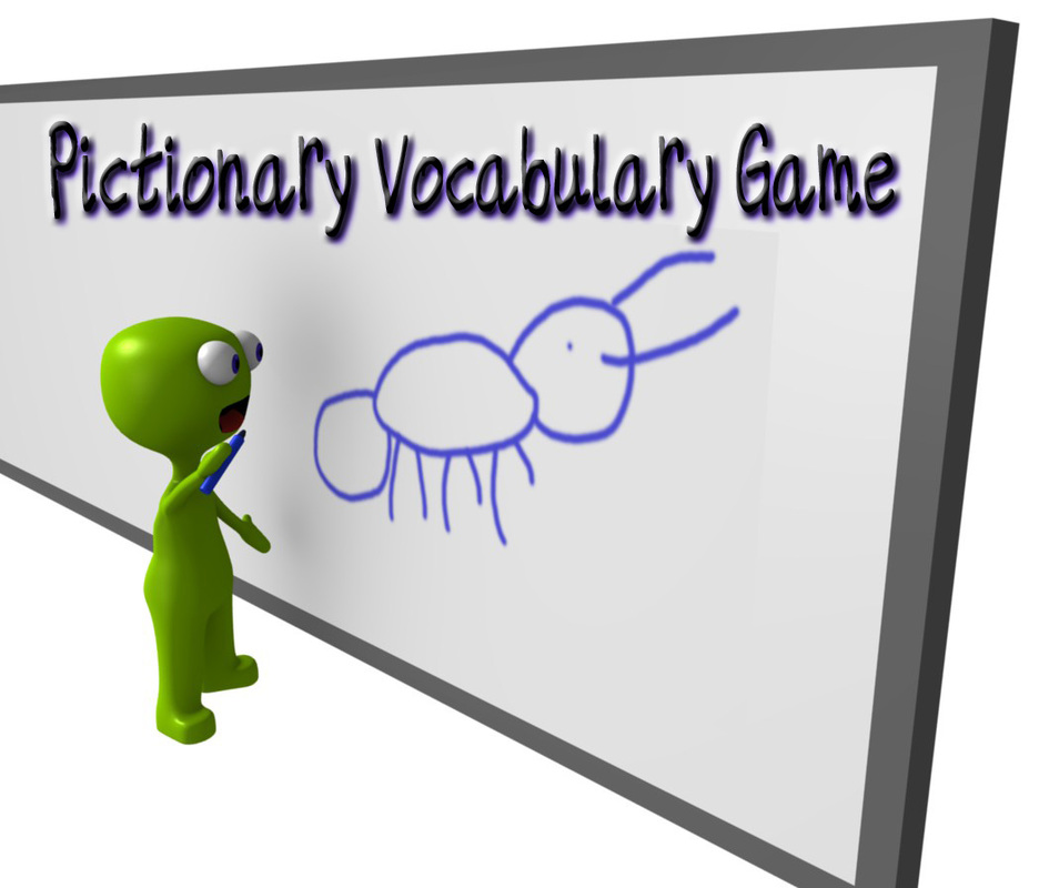 Pictionary clipart 3 » Clipart Station.