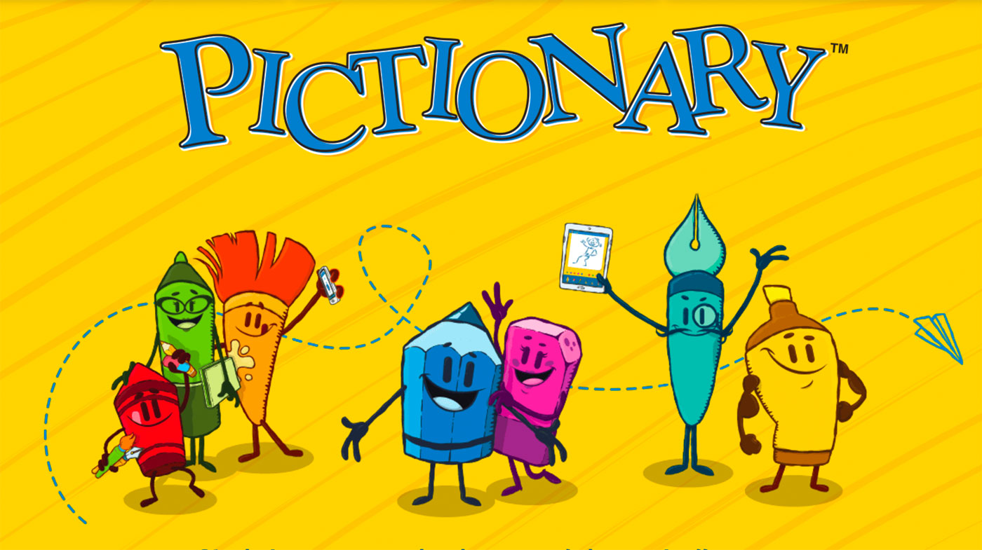 Pictionary\' comes to phones five years after \'Draw Something\'.