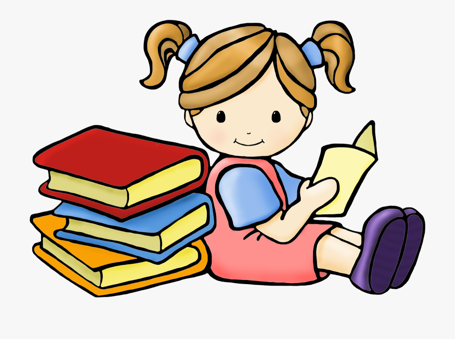 Reading Clipart Free Images.