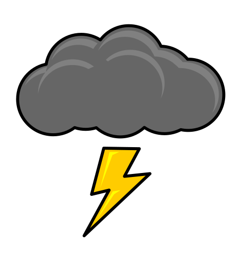 Free to Use & Public Domain Cloud Clip Art.
