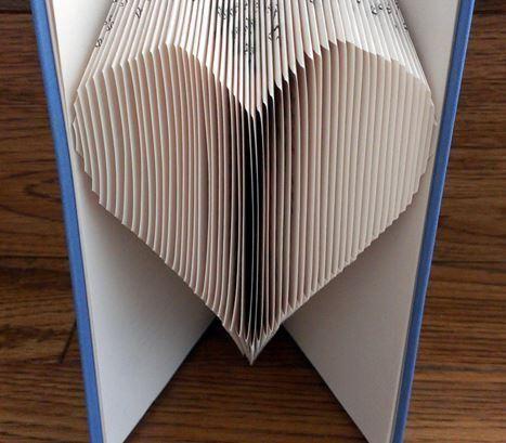 17 Best ideas about Book Folding Patterns on Pinterest.