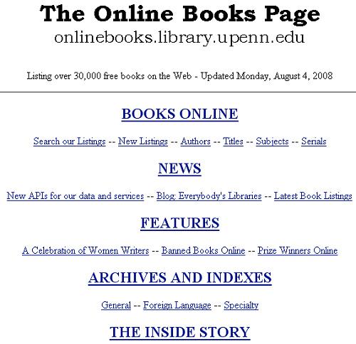 20 Best Websites To Download Free EBooks.