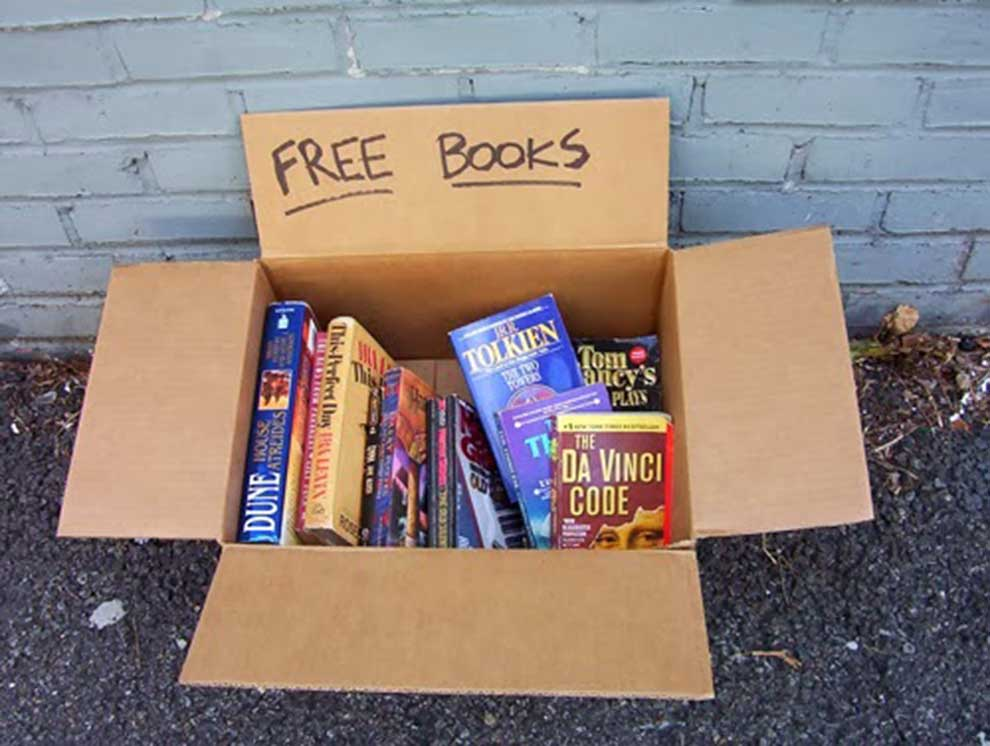 FREE BOOKS: 100 legal sites to download literature.