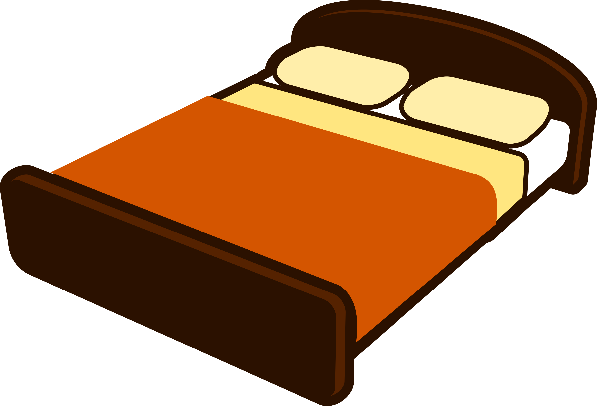 Free Bed Clipart Png, Download Free Clip Art, Free Clip Art.