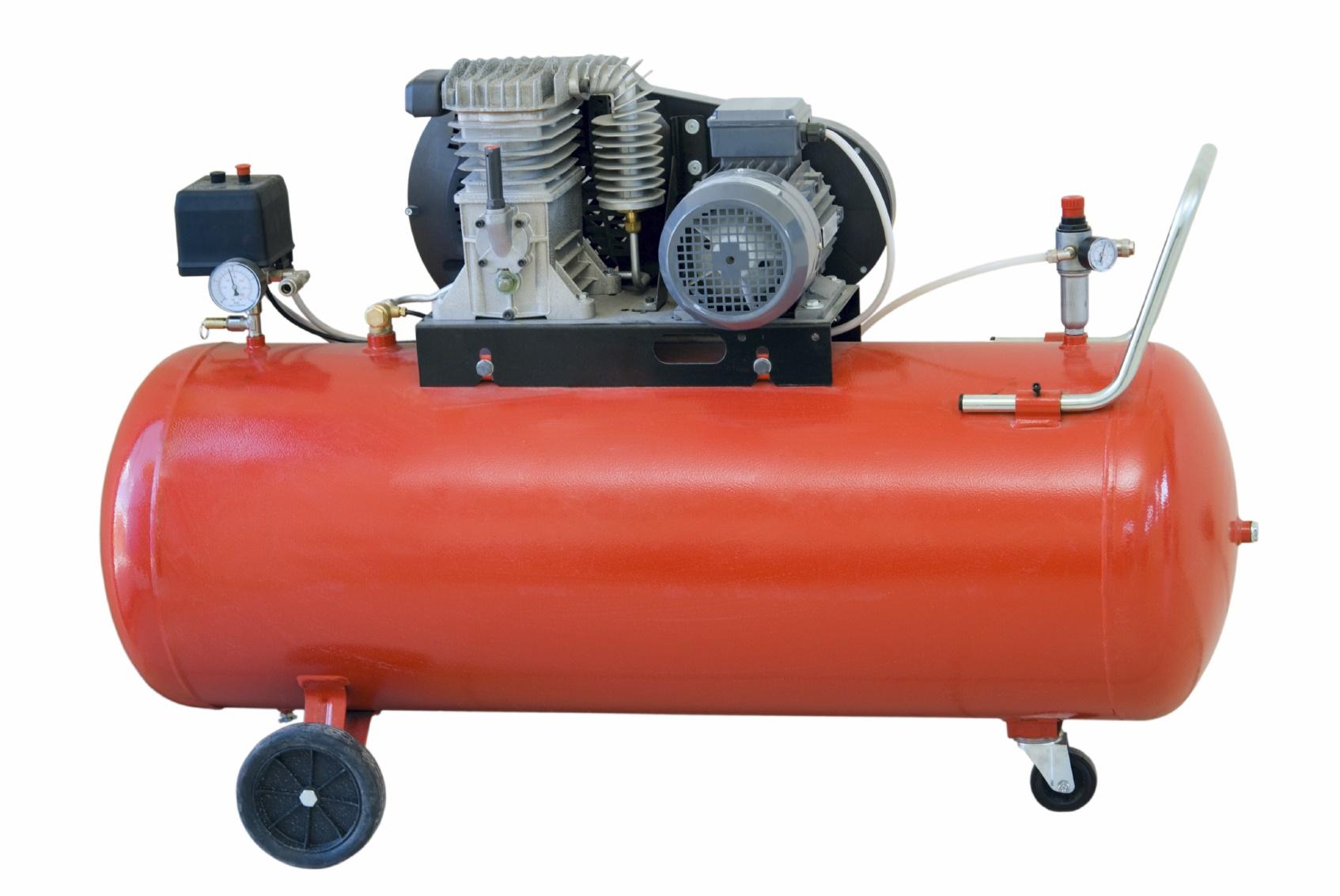 Air Compressors.