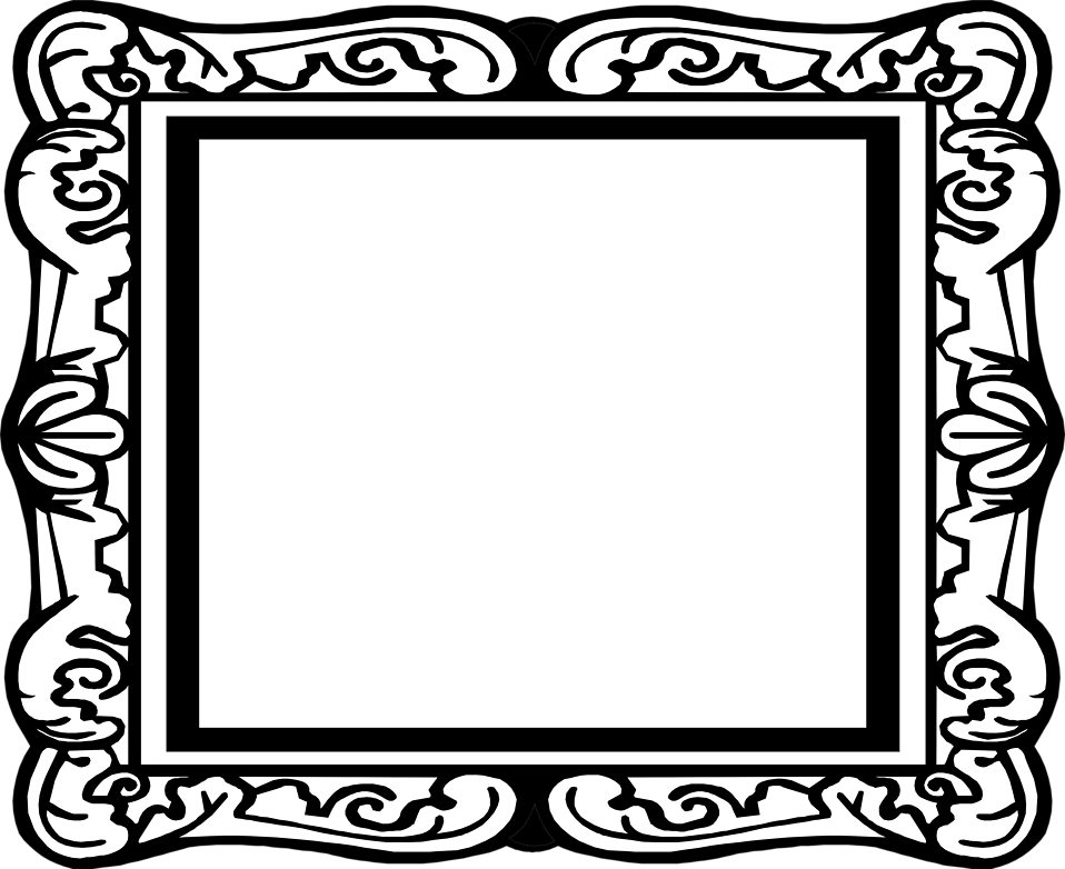 Picture Frame Clipart Clipground