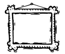 Frame Clip Art Eye Borders.