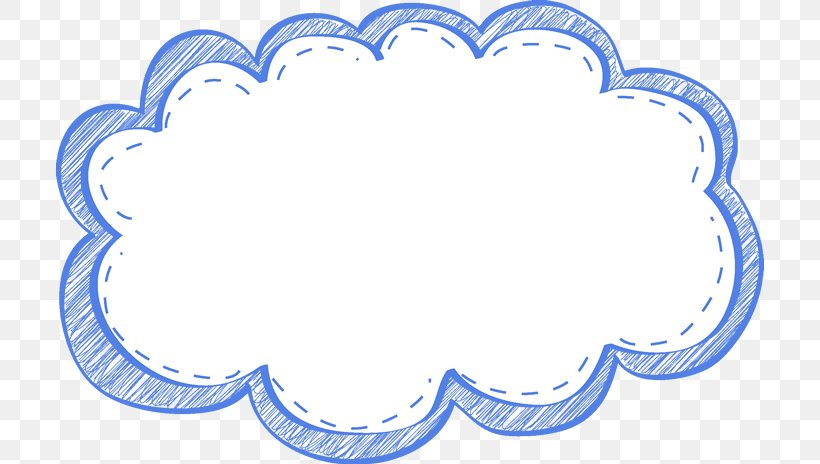 Picture Frame Cloud Clip Art, PNG, 708x464px, Picture Frame.