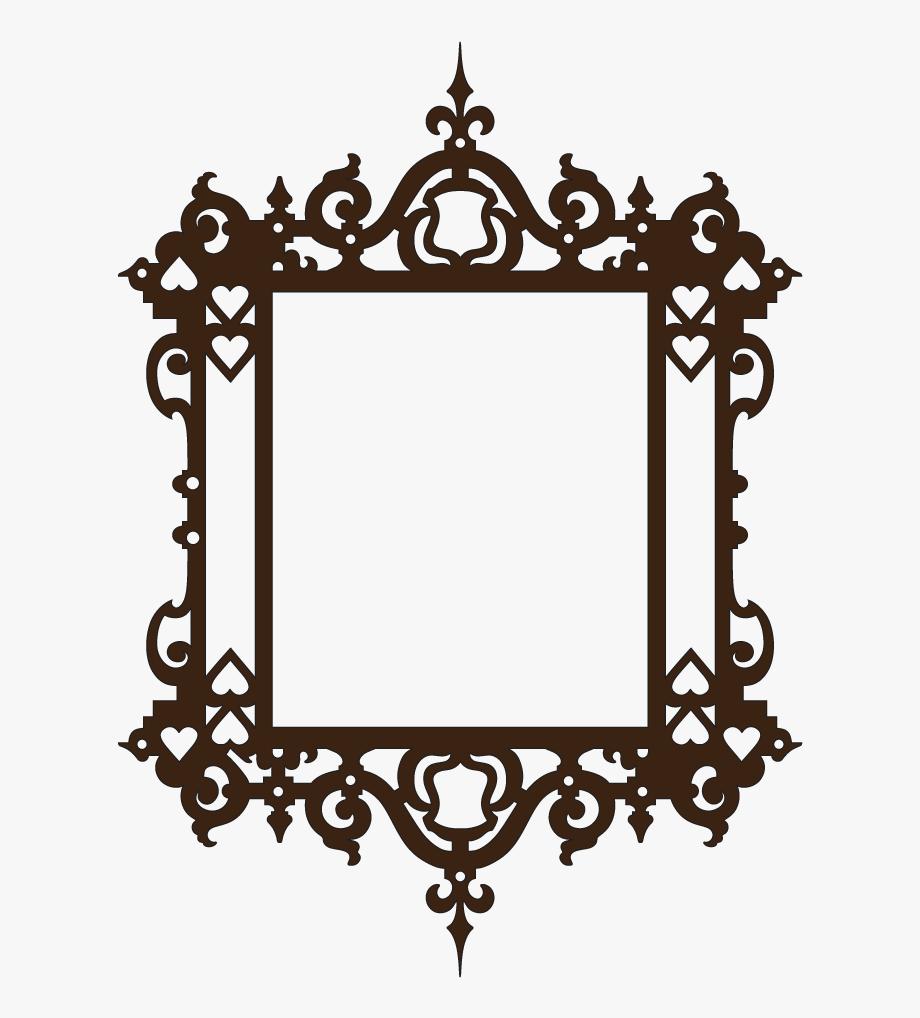 Fancy Frame Png.