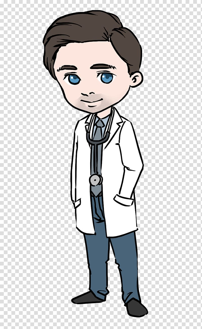 Boy Doctor Cliparts PNG clipart images free download.
