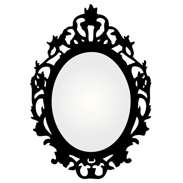 Mirror Clip Art Free.
