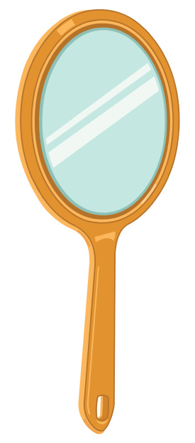 Mirror clipart 2 » Clipart Station.