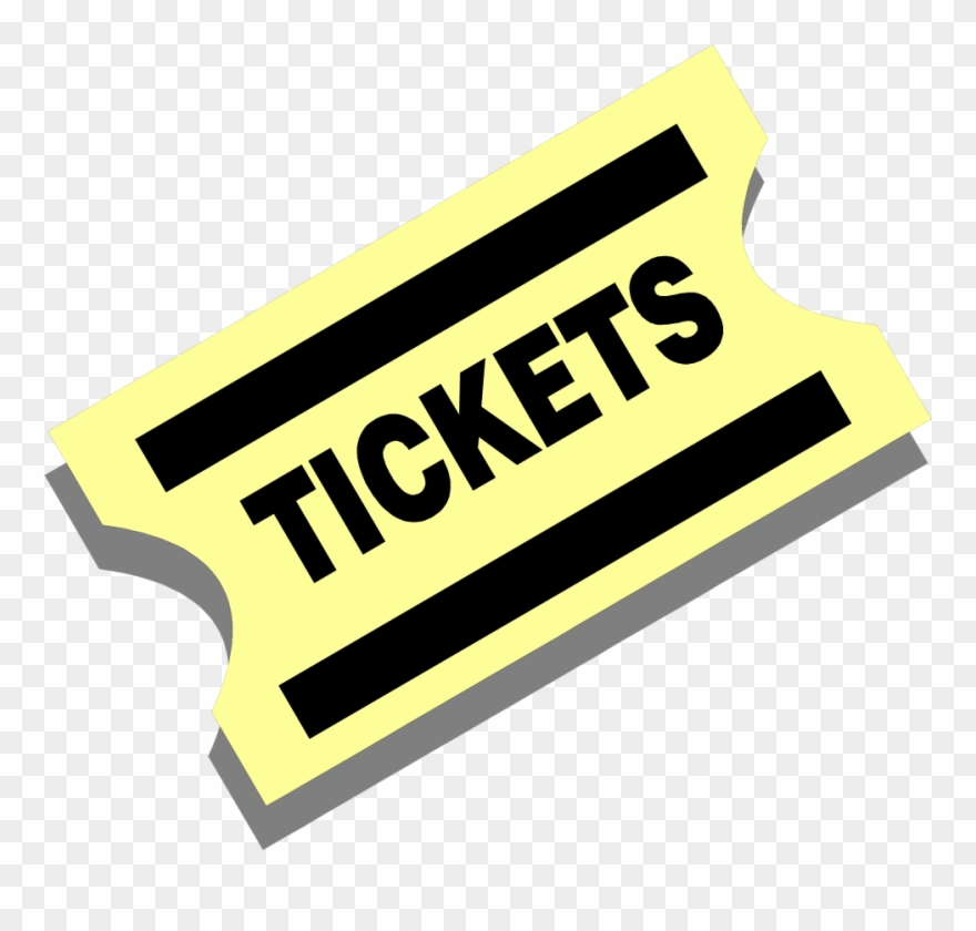 Concert Ticket Clipart.