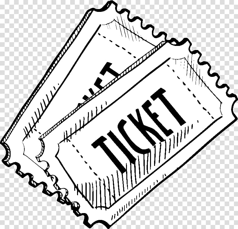 Ticket clipart drawing, Ticket drawing Transparent FREE for.