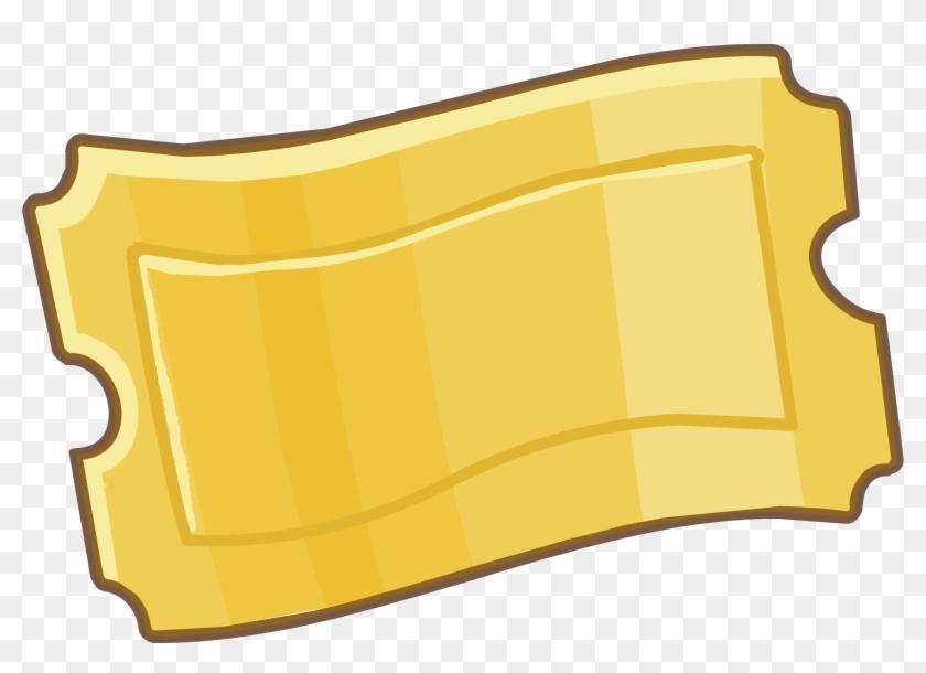 Blank Golden Ticket Group.
