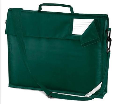 Personalised Book Bag.