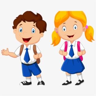 Boys School Cliparts.
