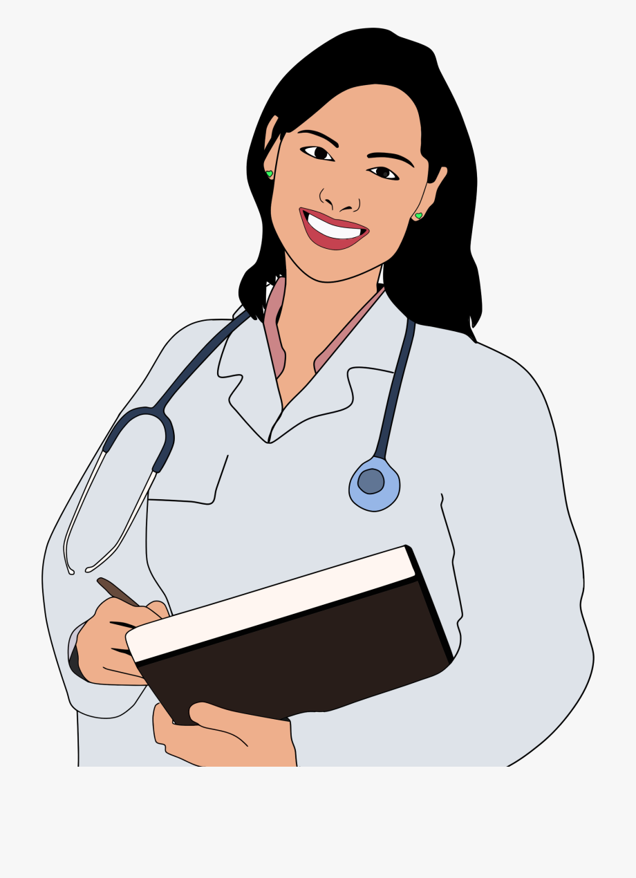 Clipart Of Doctor, Provider And Zum.
