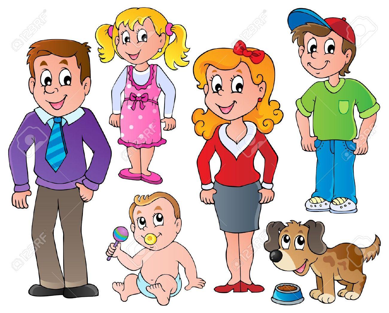 Family Picture Clipart & Family Picture Clip Art Images.