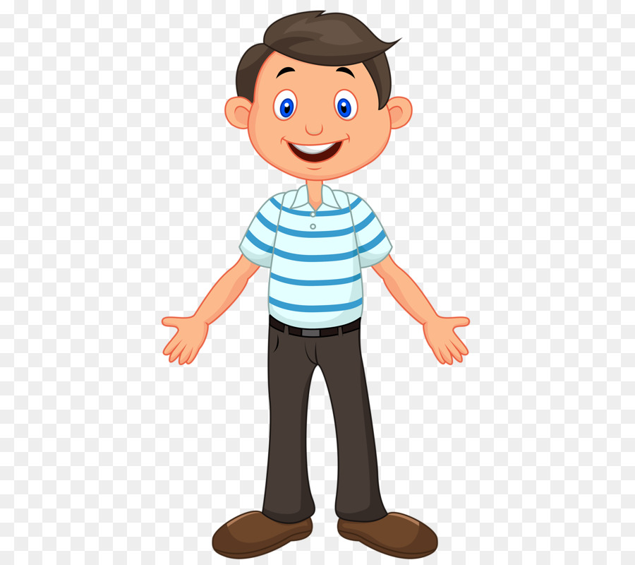 Father Cartoon clipart.