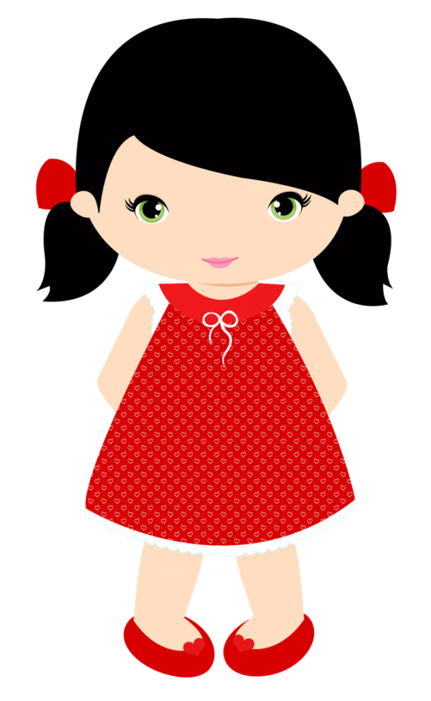 Girl Clipart Png Vector, Clipart, PSD.