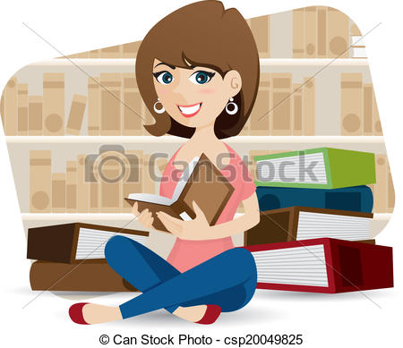 Librarian Stock Illustrations. 715 Librarian clip art images and.