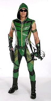 Green Arrow.