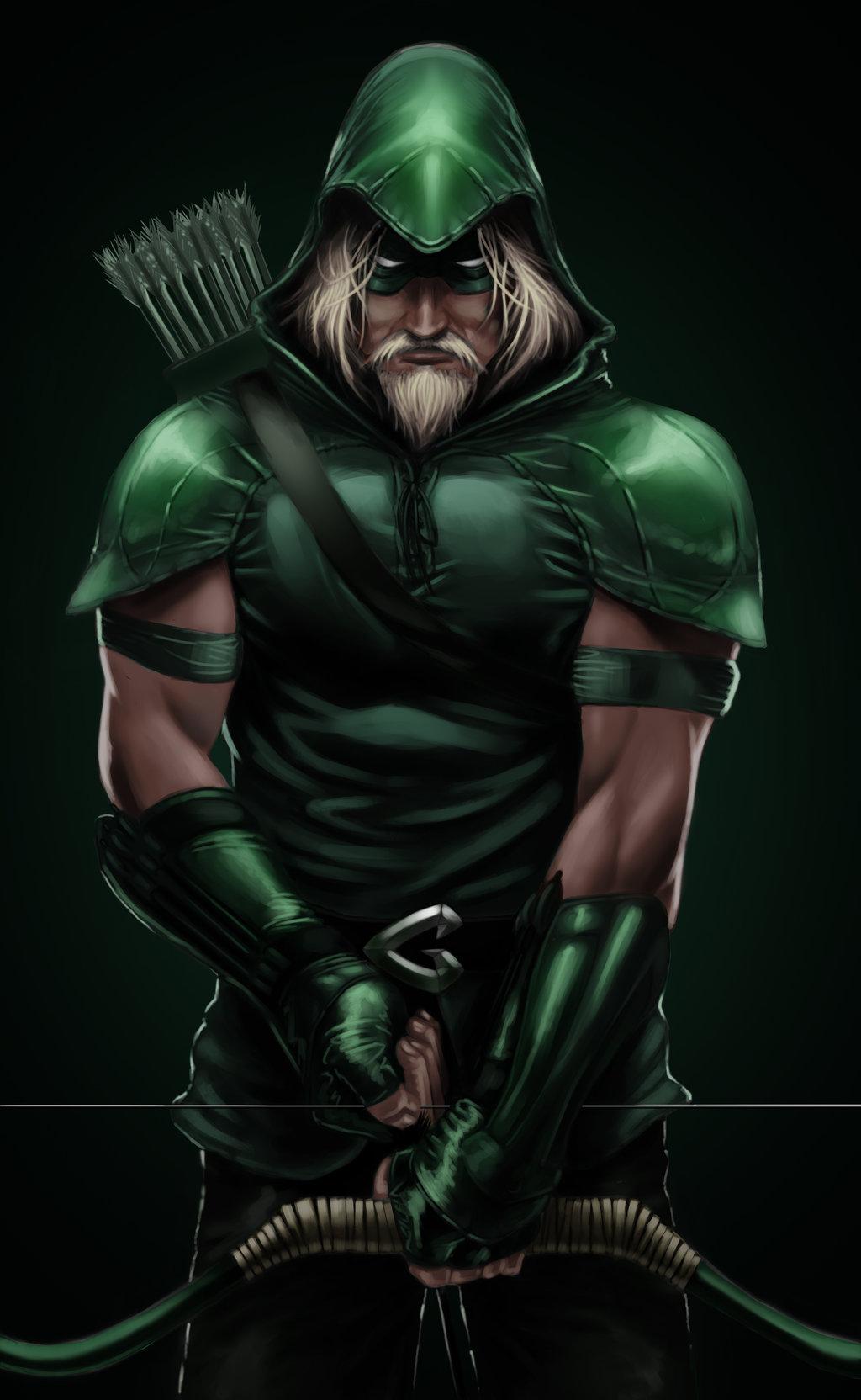 Deadpool & Moon Knight VS Green Arrow Catwoman & Nightwing.