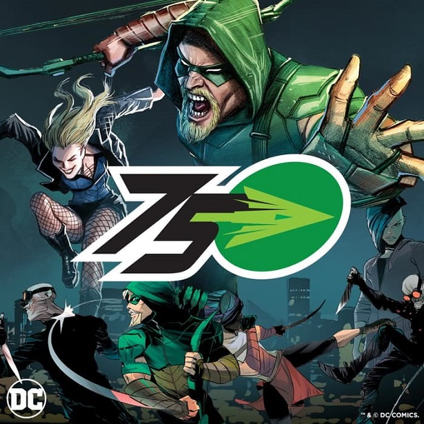 DC Celebrates 75 Years of GREEN ARROW.