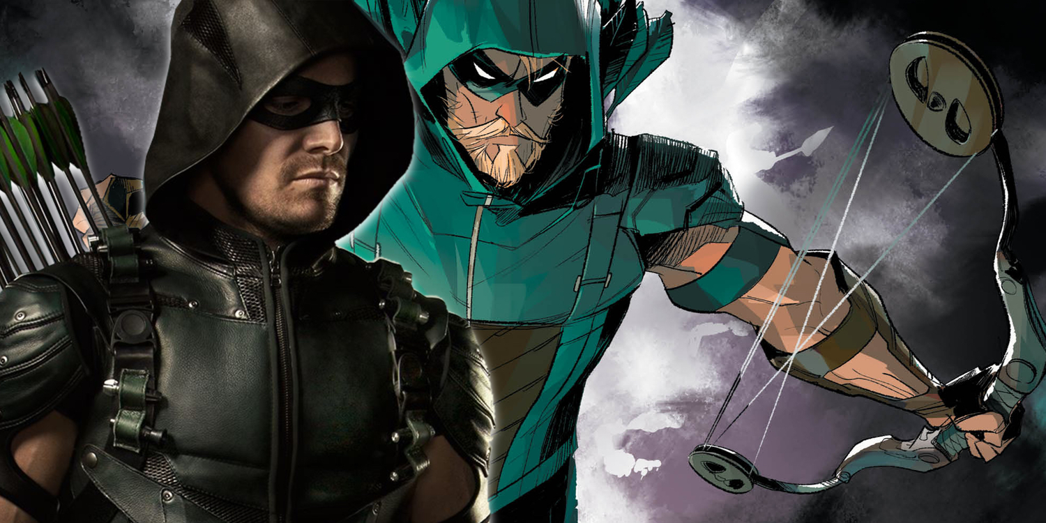 The Complete History Of Green Arrow.
