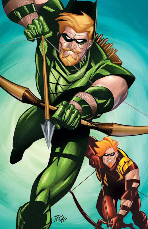 Green Arrow Recommended Reading.