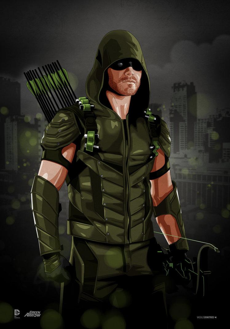 Green Arrow by dimitrosw on DeviantArt.