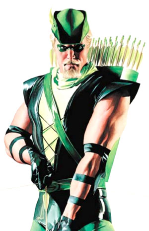Green Arrow (Comic Book).