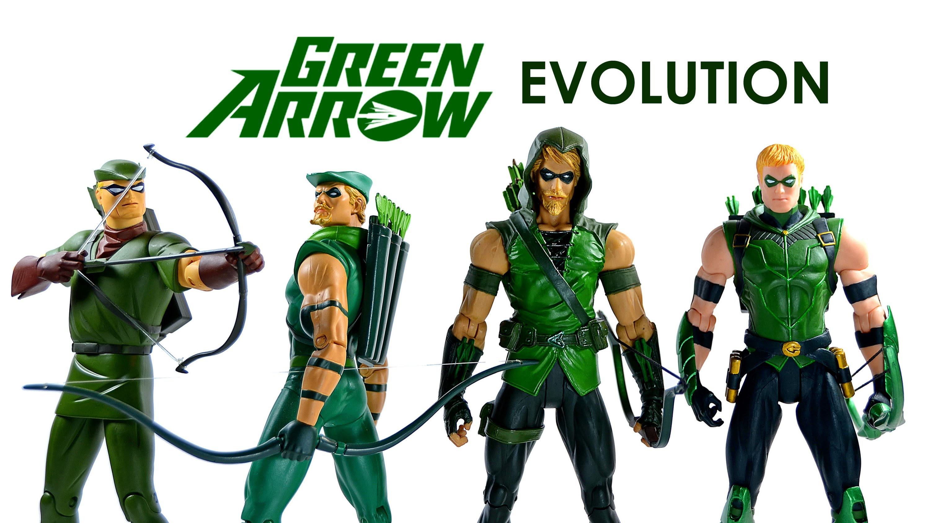 Picture Of Green Arrow.