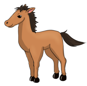 Funny Horse Clipart Clip art of Horse Clipart #503 — Clipartwork.