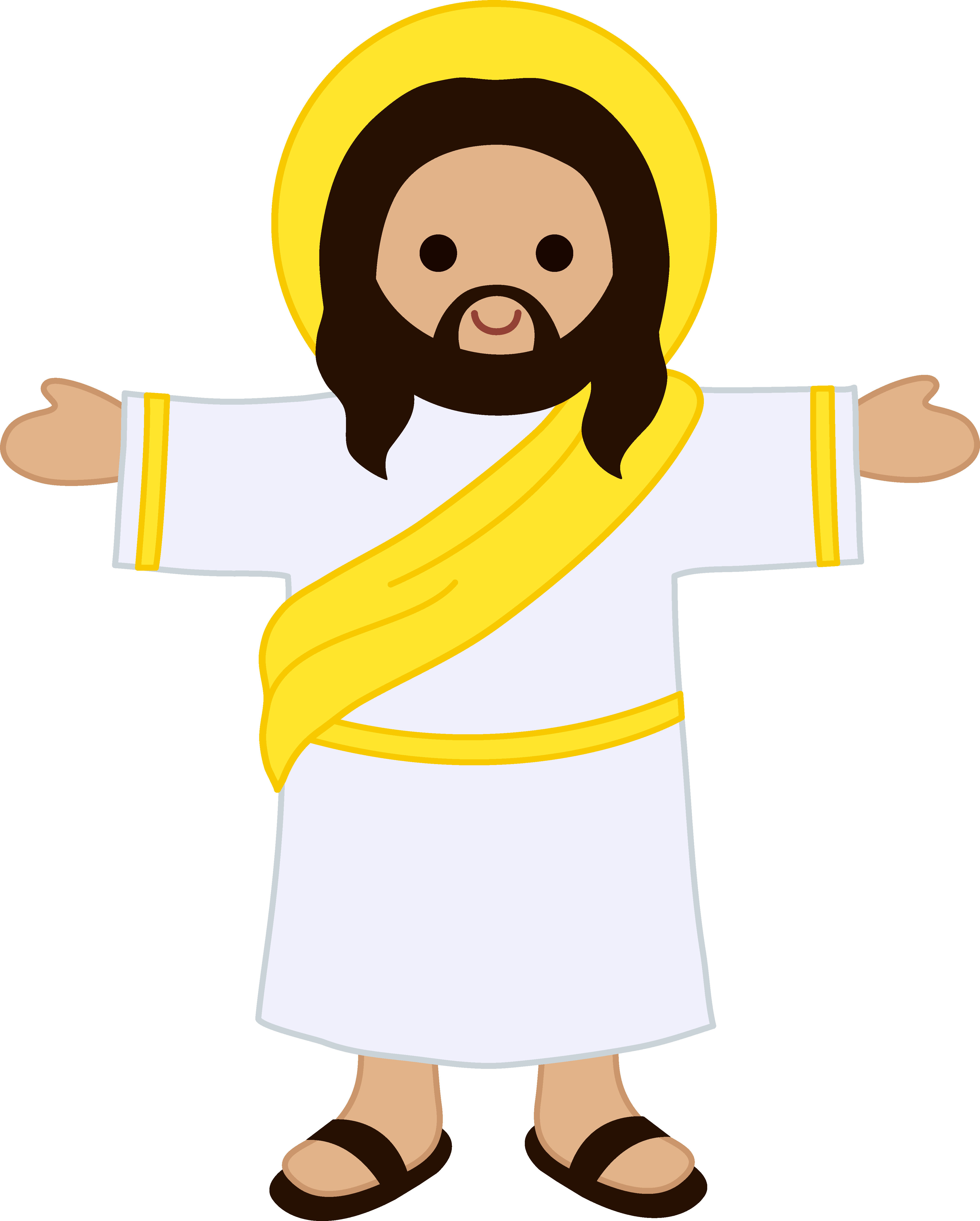 Jesus clip art collection of free arts jesus christ.