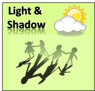 Picture of light and shadow clipart #19