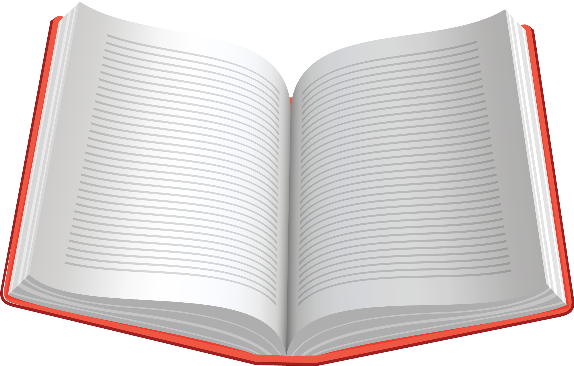 Book PNG images download, open book PNG.