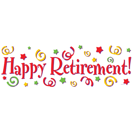 55 Free Retirement Clip Art.