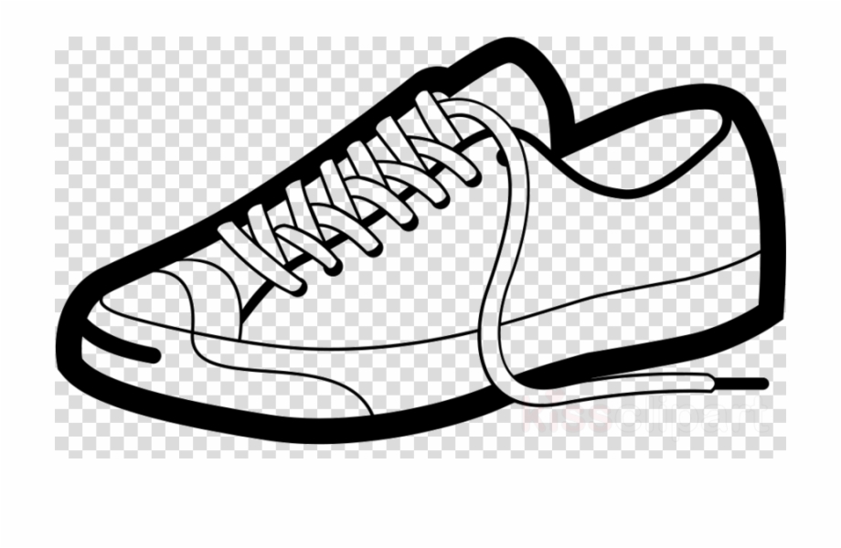 Cartoon Tennis Shoe Clipart Sports Shoes Clip Art.