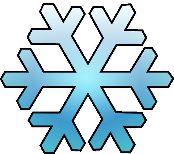 Snowflake Clip Art at Clker.com.