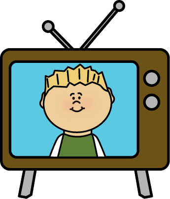37+ Tv Clip Art.