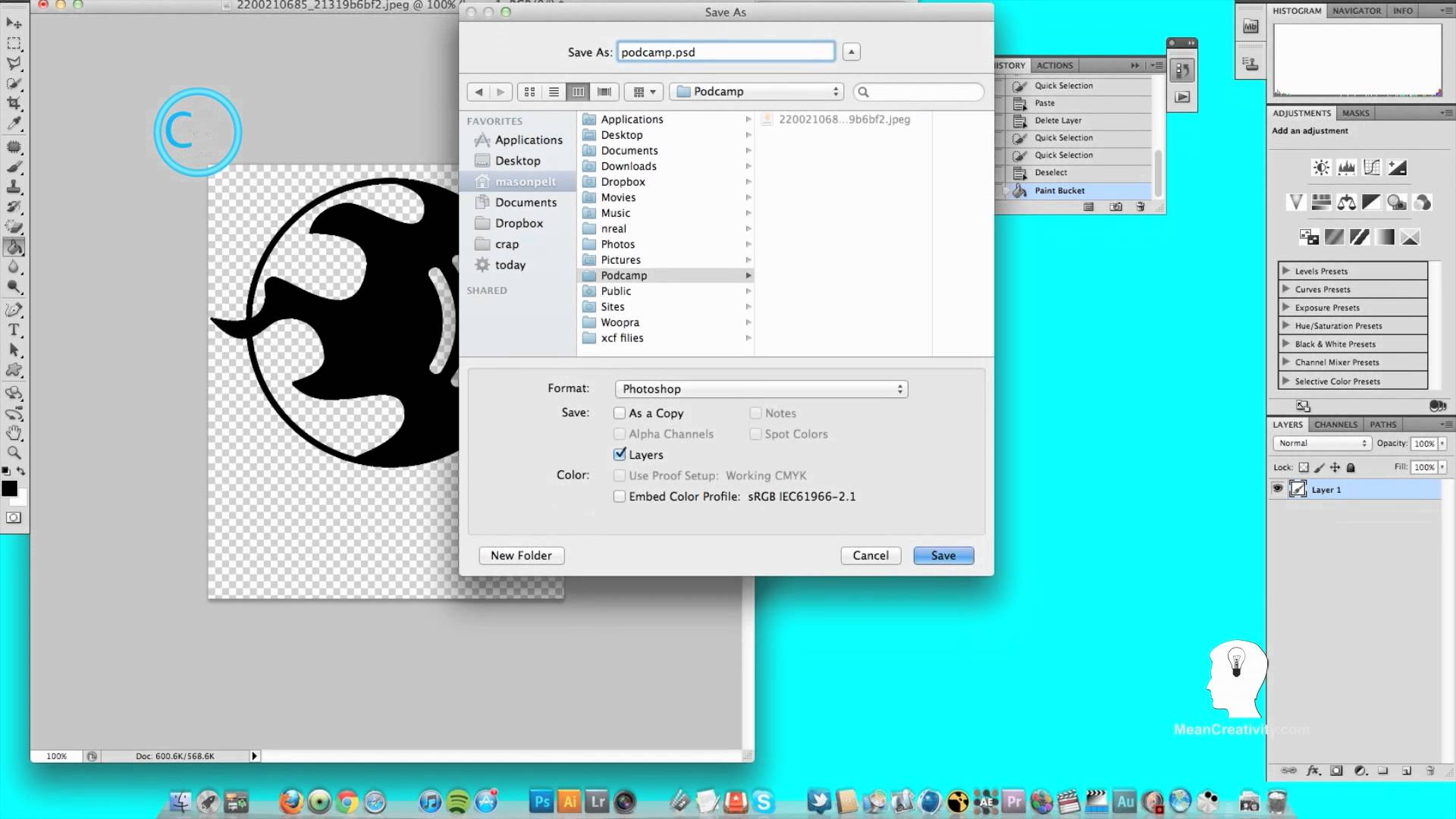 How to Convert A Jpeg Into Vector In Illustrator CS 5.5.
